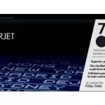 HP INC. CE278A HP LASERJET P1566/P1606 BLACK PRINT CRTG