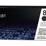 HP LASERJET 83X BLACK TONER CARTRIDGE