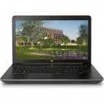 HP ZBOOK 17G4 I7-7700HQ 8G 256 M2200M W10P64