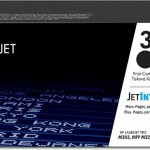 HP INC. CF230A HP 30A BLACK LASERJET TONER CARTRIDGE