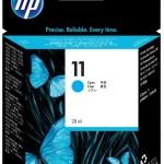 HP INC. C4836A HP NO 11 CYAN INK CARTRIDGE
