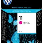 HP INC. C4837A HP NO 11 MAGENTA INK CARTRIDGE
