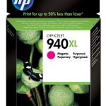 HP INC. C4908AE HP 940XL MAGENTA OFFICEJET INK CARTRIDGE