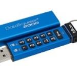 KINGSTON DT2000/16GB 16GB DATATRAVELER 2000 USB 3.1 USB 3.0 CON PIN