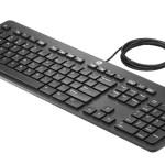 HP INC. N3R87AT#ABZ HP USB BUSINESS SLIM KEYBOARD