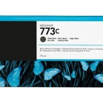 HP INC. C1Q37A HP 773C 775-ML MATTE BLACK INK CARTRIDGE