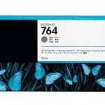HP 764 300-ML GRAY INK CARTRIDGE