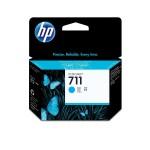 HP INC. CZ130A HP 711 29-ML CYAN INK CARTRIDGE