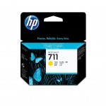 HP INC. CZ132A HP 711 29-ML YELLOW INK CARTRIDGE