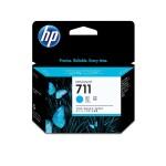HP INC. CZ134A HP 711 3-PACK 29-ML CYAN INK CARTRIDGE