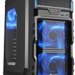 SHARKOON VG5-W CASE 2XU3, WINDOW, 3XLED
