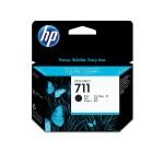 HP INC. CZ133A HP 711 80-ML BLACK INK CARTRIDGE