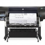 HP INC. F2L46A#B19 PLOTTER HP DESIGNJET T7200 107CM 42 ETH HD