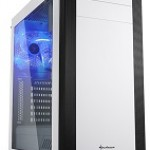 SHARKOON M25-W WHITE CASE 2XU3, WINDOW, 1X120 LED, 2X120