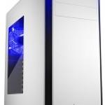 SHARKOON BW9000-W WHITE CASE 2XU2, 2XU3, WINDOW, 2X140, 1X120 LED