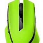 SHARKOON SHARK FORCE GREEN OPTICAL GAMING MOUSE, 1,600 DPI