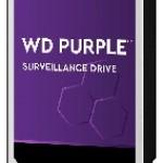 WESTERN DIGI WD40PURZ WD PURPLE 4TB SATA3 3.5