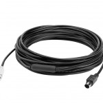 LOGITECH 939-001487 LOGITECH GROUP 10M EXTENDER CABLE
