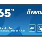 IIYAMA TE6568MIS-B1AG 64.5 IPS DIRECT LED 4K UHD 3840X2160-350 CD/M²