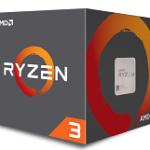 AMD YD1200BBAEBOX AMD RYZEN 3 1200