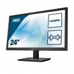 AOC E2475SWQE 23,6 16.9 PRO-LINE BLACK NORMAL 1920X1080 60HZ TN