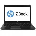 HP ZB14UG4 I7-7500U 14 8GB/256 AMD W4190M 2GB W10P
