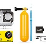 ACTION CAMERA SKUBA HD 720P 12 MP,CUSTODIA 30 MT