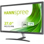 HANNSPREE HQ272PPB 27  WIDE-2560X1440-DISPLAY PORT-MINI DISPLAYPORT