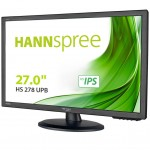 HANNSPREE HS278UPB 27  WIDE-1920X1080-DISPLAYPORT-16 9-300CD/M²