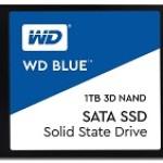 WESTERN DIGI WDS100T2B0A WD BLUE 1TB SSD 2.5 SATA 3DNAND