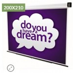 SOPAR SOPAR3200SD SO-DREAM 200X200 TELA BIANCA