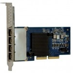 LENOVO 7ZT7A00535 THINKSYSTEM INTEL I350-T4 PCIE 1GB 4-PORT RJ45 ETH
