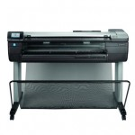 HP INC. F9A28A#B19 HP DESIGNJET T830 24IN MFP PRINTER