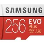 SAMSUNG MB-MC256GA/EU MICRO SD EVO PLUS 256GB UHS-1 GRADO 1 ADATTATORE