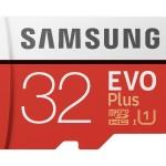 SAMSUNG MB-MC32GA/EU MICRO SD EVO PLUS 32GB UHS-1 GRADO 1 ADATTATORE SD