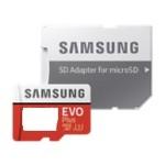 SAMSUNG MB-MC64GA/EU MICRO SD EVO PLUS 64GB UHS-1 GRADO 1 ADATTATORE SD
