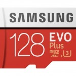 SAMSUNG MB-MC128GA/EU MICRO SD EVO PLUS 128GB UHS-1 GRADO 1 ADATTATORE