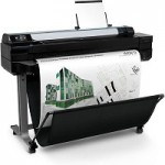 PLOTTER HP DESIGNJET T520 EPRINTER A0 91CM 36 WIFI