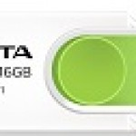 ADATA TECHNO AUV320-16G-RWHGN 16GB UV320 USB 3.1 WHITE/GREEN