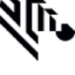 ZEBRA 03200BK06030 CONF.6 RIBBON WAX/RESIN 60X300MM