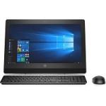 PC HP AIO 400G3 20T I5-7500T 4GB 500GB W10P64