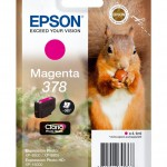 SINGLEPACK MAGENTA378 CLARIA PHOTO HD INK SCOIATTO