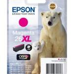 EPSON C13T26334012 CARTUCCIA CLARIA PREMIUM 26XL ORSO POLARE MAGENTA