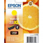 EPSON C13T33644012 CARTUCCIA CLARIA PREMIUM 33XL ARANCE GIALLO