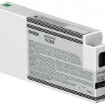 EPSON C13T636800 TANICA  NERO MATTE