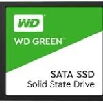 WESTERN DIGI WDS120G2G0A WD GREEN 120 SSD 2.5 SATA3 3DNAND