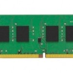 KINGSTON KVR24N17S6/4 4GB 2400MHZ DDR4 NON-ECC CL17 DIMM 1RX16