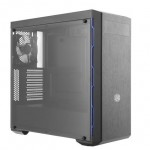 COOLER MASTE MCB-B600L-KA5N-S01 MASTERBOX MB600L BLUE - SIDE-PANEL