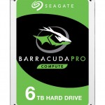 SEAGATE ST6000DM004 BARRACUDA PRO 6TB SATA3 3.5 IMAGING/GAMING