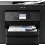 EPSON C11CG01402 MFP INK WF-4730DTWF 4IN1 34PPM B/N E 30PPM COLORE